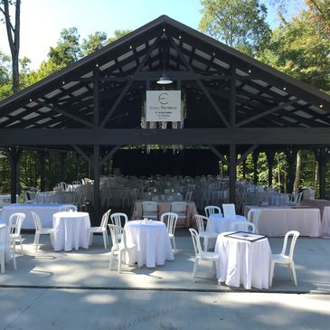 EnJoy the Venue Pavilion for weddings and events