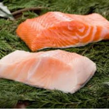 Halibut and Salmon Center Cuts