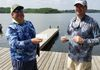 3rd Place - 11.62 lbs (5 fish) - Tim Dodson and Martin Kutz