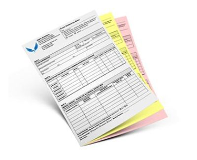 Business NCR Forms