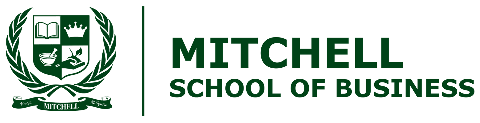 MITCHELL SCHOOL OF BUSINESS