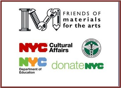 Materials for the Arts. NYC Department of Cultural Affairs, NYC Department of Education