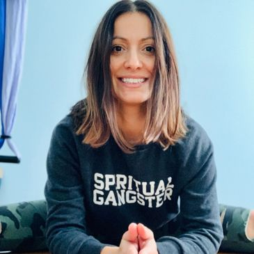 Christina Pirolli Saturdays 4:00-5:15 SPA Yoga