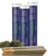 Pre-Rolls Sample Pack  ( HAWAIIAN-SUVER-LIFTER ) MMP AND NON-MMP APPROVED!