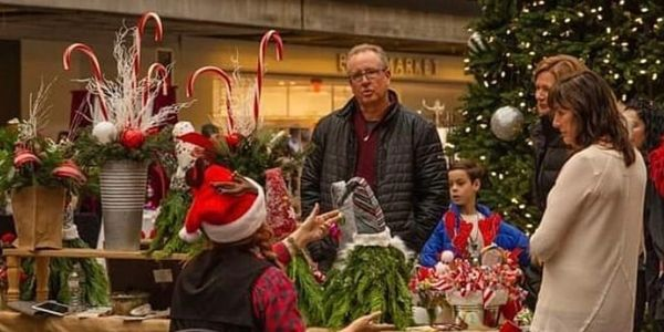 Brady's Botanicals HOliday events at Bell Works in Holmdel NJ
