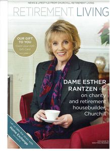 Dame Esther Rantzen - Churchill Retirement Homes