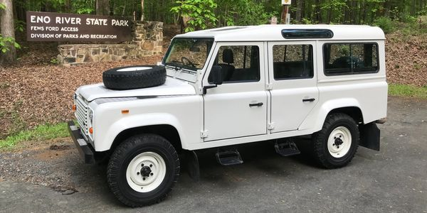 Mad Rover Imports - Land Rover Inventory, Defender for Sale