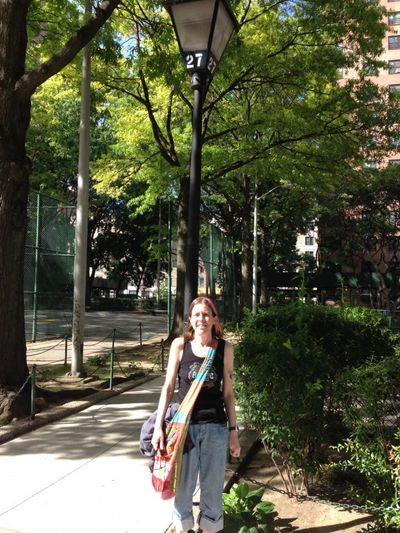 When I took a subway ride to E Harlem to visit the site where my family lived for almost 50 yrs