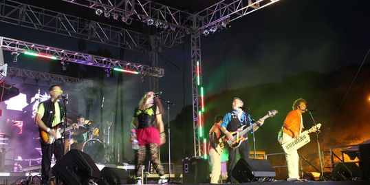 Neon Nation 80's Tribute  Band Back Bay Newport Beach