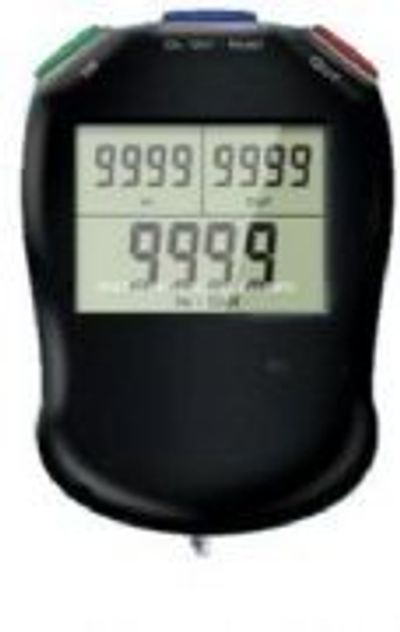 The E8-EHT In/Out Digital tally counter, 3 displays - In, Out Nett Total.