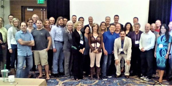 The initial TBI training program in San Diego California in 2015.