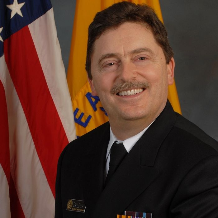 Raer Admiral (Ret) James M. Galloway, MD, FACP