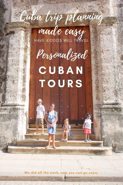 Be inspired to travel and let me do all the work. I offer a safe, affordable Cuban Tours