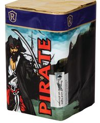 Feu d'artifice familial PIRATE