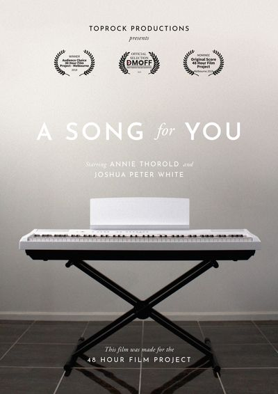 A Song for You Short Film Winner for 48 Hour Film Project Melbourne