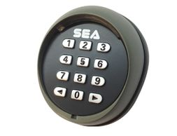 sea wireless keypad available at gate motors unlimited compatible with sea gate operators
