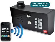 Cellular callbox prime with keypad available at gate motors unlimited motors for gates