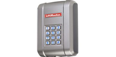 Liftmaster Commercial wireless keypad and access control systems. gate motor opener miami