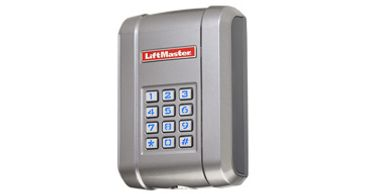 liftmaster wireless keypad with 250 access codes. gate motors unlimited in miami wireless keypads