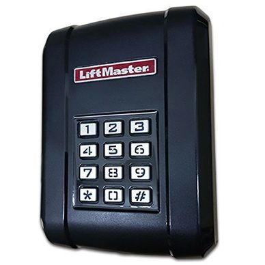 Liftmaster kpw5 residential wireless keypad. this wireless keypad ideal for residential applications