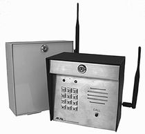American Access Systems PhoneAire is a fully digital, wireless telephone entry system gate motors un