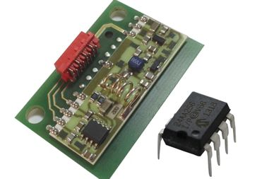 SEA Plug-in receiver with 300 MHz frequency