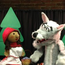 Little Red meets Mr. B.B. Wolf