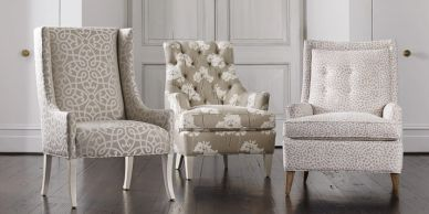 Jessica charles furniture  Assorted occasional chairs