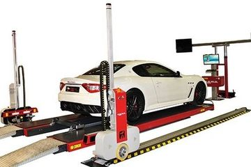 Vehicle Alignment Services