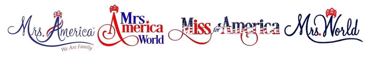 Mrs. America & Miss for America CT ~ MA ~ NJ ~ RI