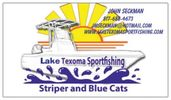 lake texoma sportfishing.