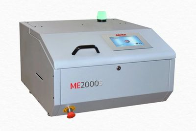 ME1000S-ME2000S - Dog Tag and Metal Plate Embossing Machines