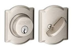 Schlage deadbolt by pbc locksmith