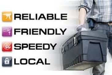 Reliable, friendly, speedy and local Locksmith
