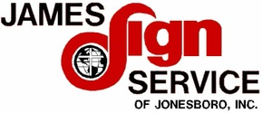 James Sign Service