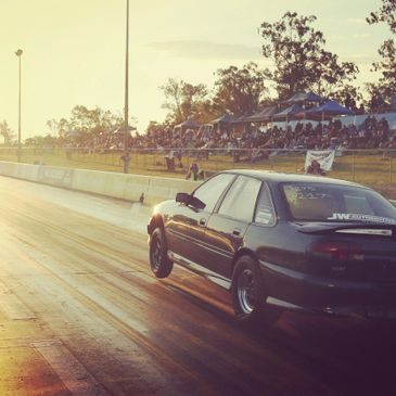 jet275 Pro Radial , Drag racing at Willobank Raceway on 275 Pro Radial Tyres