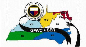 Logo for GFWC Southeastern Region