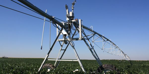 Valley DropSpan machine is a quick solution for adding additional acreage coverage.