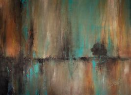 Abstract Painting by Pam Black
