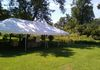 20' x 40' Frame Tent set up, pic 2