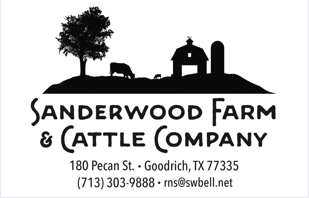 Sanderwood Farms and Cattle Company