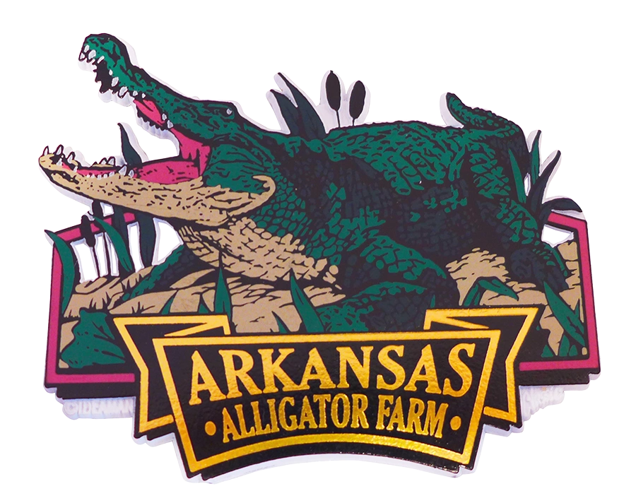 Arkansas Alligator Farm & Petting Zoo, Hot Springs, AR