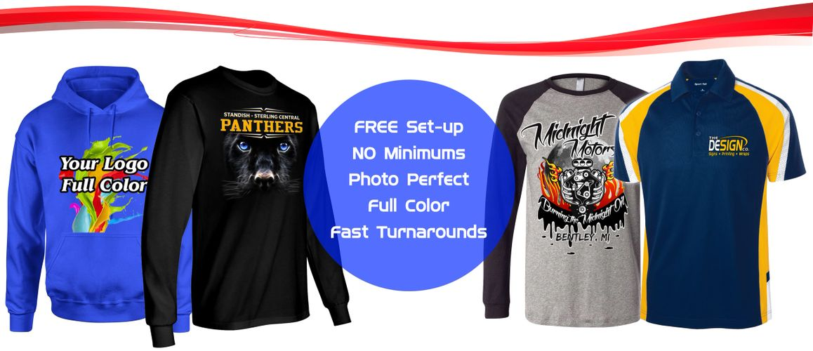 3353323c9 Digital Shirt Printing and Apparel. Business • Sports • Family Functions •  Retail Stores • Wholesale Stores