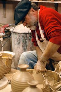 Mike throwing