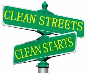 Clean Streets Clean Starts