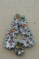 We keep a variety of options stocked during the year to make sure the perfect wreath is waiting for