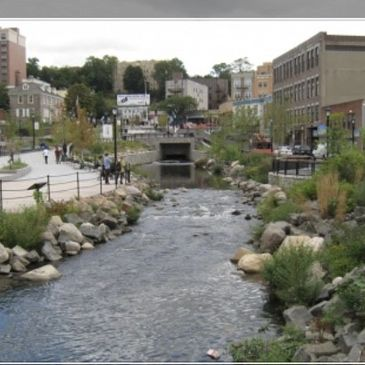 Close to the Saw Mill River is your friendly Yonkers Postal Employees Credit Union.