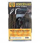 Boresnake cleaner