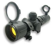 NcStar rubber coated rifle scope