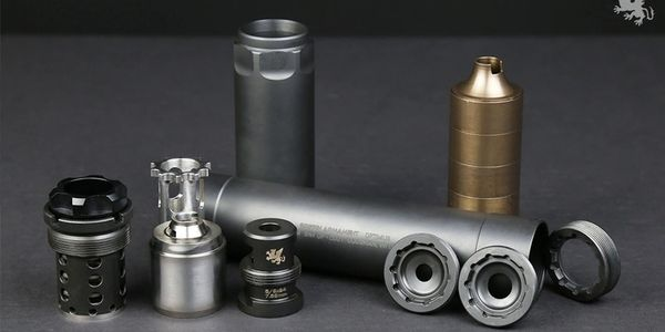 Griffin Armament Optimus silencer